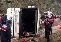 Bursada feci kaza: Çok sayıda yaralı var