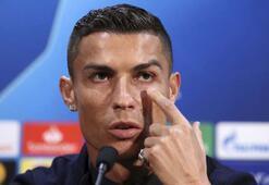 Ronaldo sessizliğini bozdu Tecavüz iddiaları...