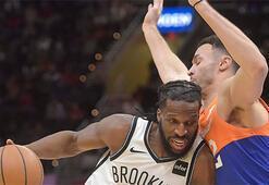 Brooklyn Nets, 3 uzatma sonunda kazandı
