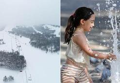 Meteoroloji açıkladı İşte geçen yılın en sıcak ve en soğuk ili...
