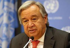 Anlaşma sonrası BMden tarihi olay yorumu
