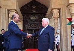 Irakın yeni Cumhurbaşkanı Salih görevine başladı