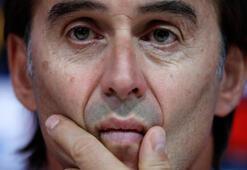 Real Madrid, Julen Lopeteguinin biletini kesti