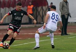 Boluspor - Altınordu: 1-1