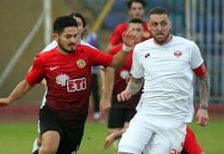 Adanaspor - Eskişehirspor: 2-0