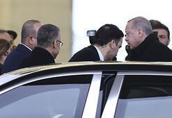 Cumhurbaşkanı Erdoğan Rusyaya gitti