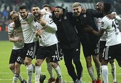 Beşiktaş Süper Ligde bir ilk peşinde