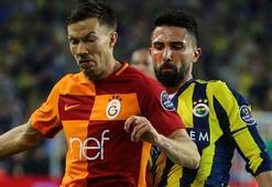 Süper Ligde dev derbi: Galatasaray-Fenerbahçe