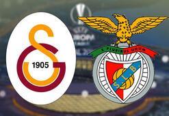 Galatasaray - Benfica maçı için nefesler tutuldu Galatasaray maçı saat kaçta