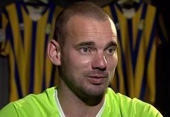 Wesley Sneijder: Galatasaraydan ayrılmak benim kararım değildi