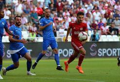 Demir Grup Sivasspor - Büyükşehir Belediye Erzurumspor: 2-2