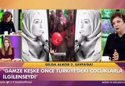 """""""Gamze Özçelik Afrikayı bırakıp Türkiyeyle ilgilenmeli"""