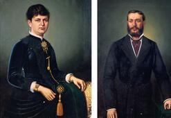 Kamondo ailesinin portreleri gösterildi