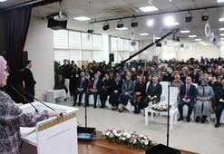Emine Erdoğan, Engelsiz Üniversitenin açılışında konuştu