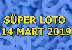 Süper Loto sonuçları 14 Mart 2019 | MPİ Süper Loto kazandıran numaralar