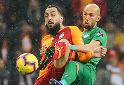 Galatasaray - Akhisarspor: 1-0 (İşte maçın özeti)