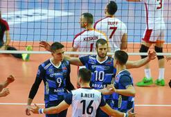 Arkas Spor - Galatasaray: 3-0