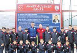 Altınordu'dan Ahmet Güvener'e vefa