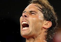 Rafael Nadal adını finale yazdırdı