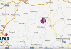 Son dakika   Adanada gece yarısı korkutan deprem