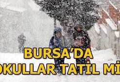 Bursada okullar tatil mi 26 Aralık Çarşamba Bursada okulların tatil olduğu ilçeler