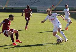 Tetiş Yapı Elazığspor-Giresunspor: 0-0