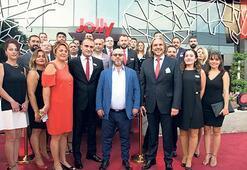 Jolly Tur Antalya'da genel merkez açtı