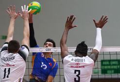 İBB, CEV Şampiyonlar Ligine veda etti