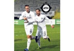 Altay'dan erken gol alarmı