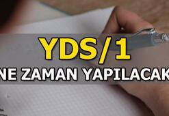 YDS/1 ne zaman yapılacak (ÖSYM 2019 YDS tarihleri)