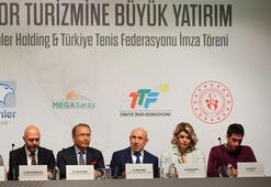 Tenis Federasyonundan dev işbirliği anlaşması