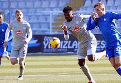 BB Erzurumspor-Çaykur Rizespor: 0-1