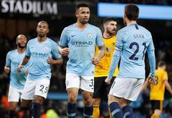 Manchester City - Wolverhampton: 3-0