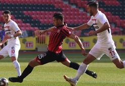 Gençlerbirliği - Gazişehir Gaziantep: 2-1