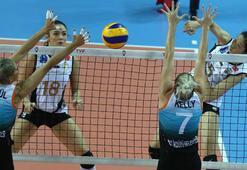 VakıfBank - Kameroğlu Beylikdüzü Voleybol İhtisas: 3-0
