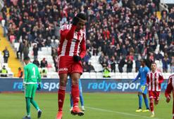 Sivasspor-Ankaragücü: 4-0