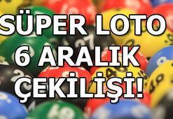 Süper Loto çekiliş sonuçları açıklandı 6 Aralık Süper Loto çekiliş sonuçları
