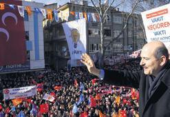 Soylu: Paralar PKK'ya değil hizmete gidiyor