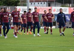 Trabzonsporda Akhisarspor mesaisi