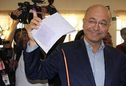 Son dakika | Irakın yeni Cumhurbaşkanı Berhem Salih oldu