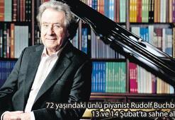 Yaşayan efsane Buchbinder İstanbul'a geliyor