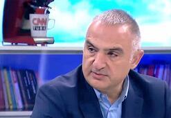 Bakan Ersoy, CNN TÜRKte duyurdu: Rusça dönemi başlıyor