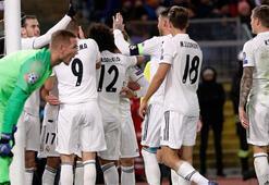 Roma - Real Madrid: 0-2