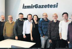 İzmirGazetesi yola çıkıyor