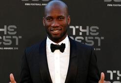 Didier Drogba futbolu bıraktı