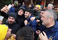Fenerbahçeye taraftar morali