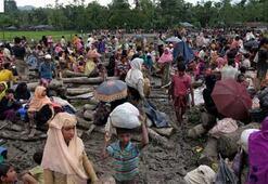 Myanmardan kaçan 93 Arakanlı Müslümanı taşıyan tekne durduruldu