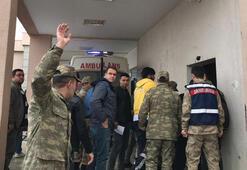 Iğdırdan acı haber Askeri araç devrildi: 1 şehit, 5 yaralı