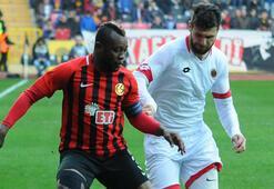 Eskişehirspor - Gençlerbirliği: 3-2