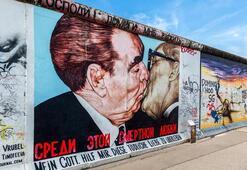 Tarihin tanığı Berlin Duvarı
